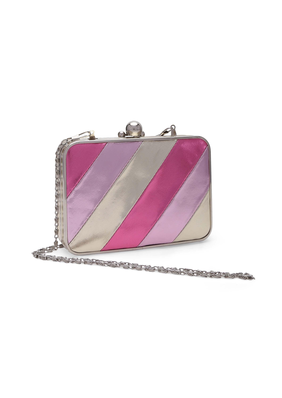 Marilyn Pink Clutch Bags