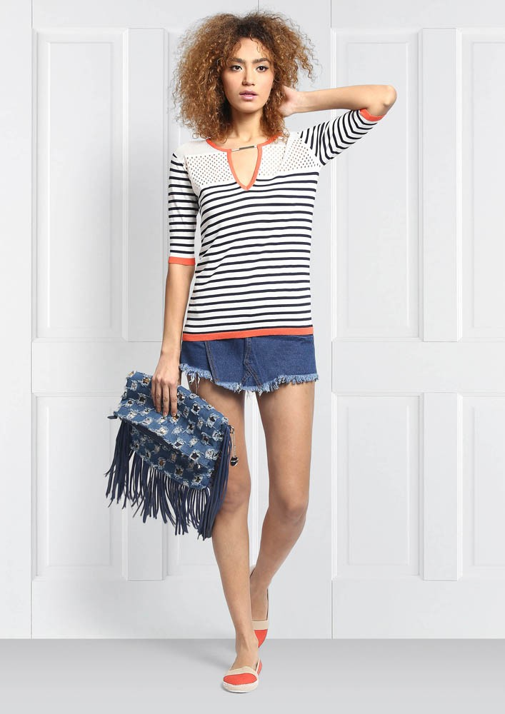 Chic summer top