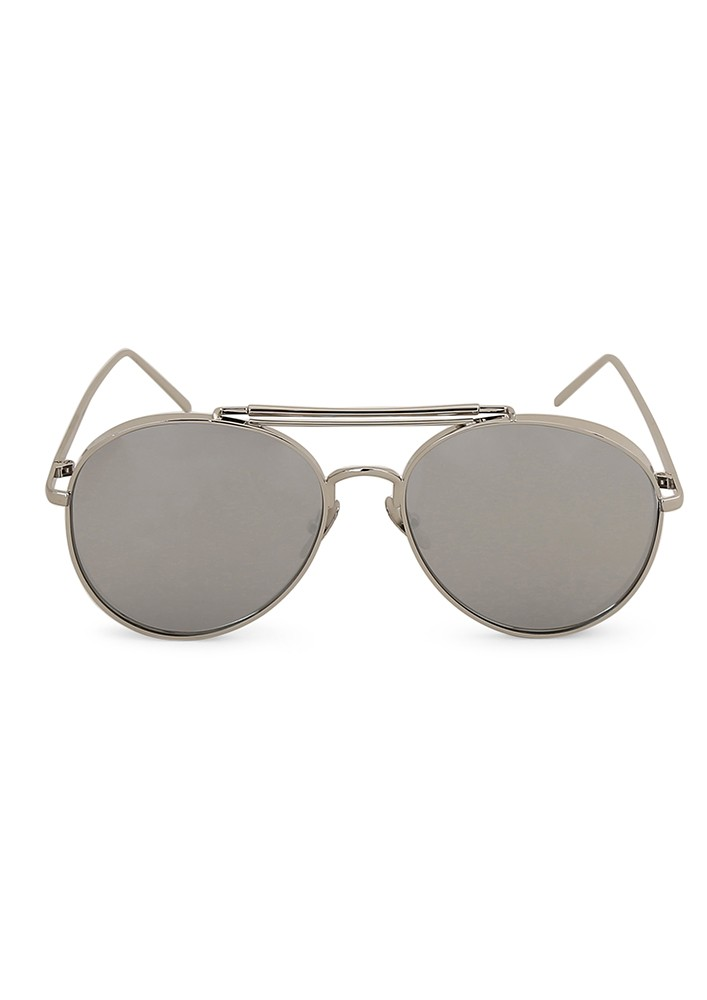 The All Rounder Sunglasses With Silver Mirror Lens.