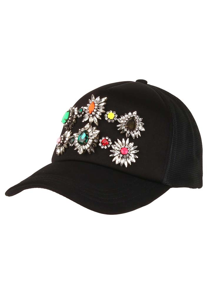LULU'S CRYSTAL CAP