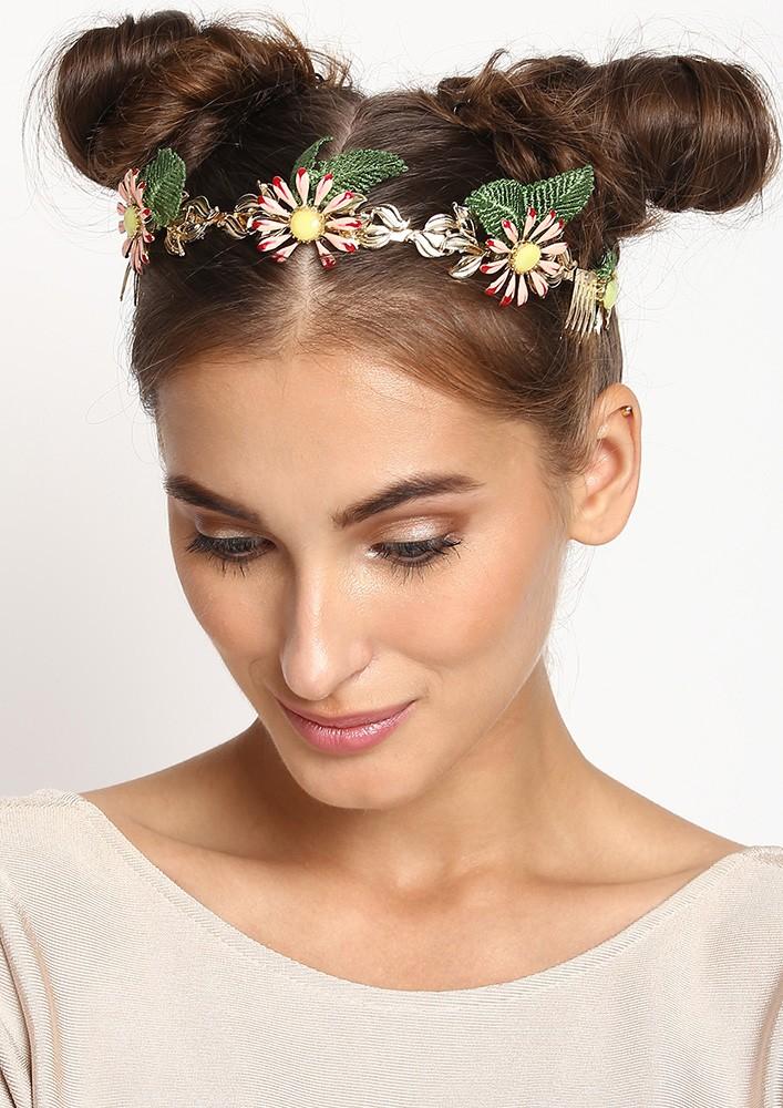 Flower Princess Hairband