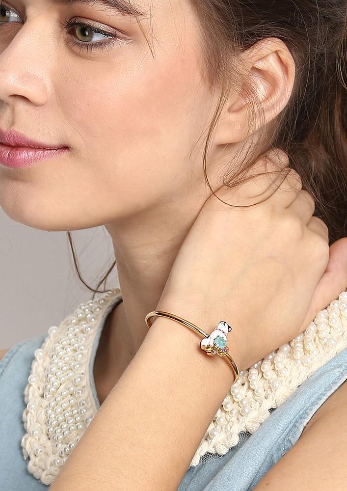 Doggie Charm Bracelet