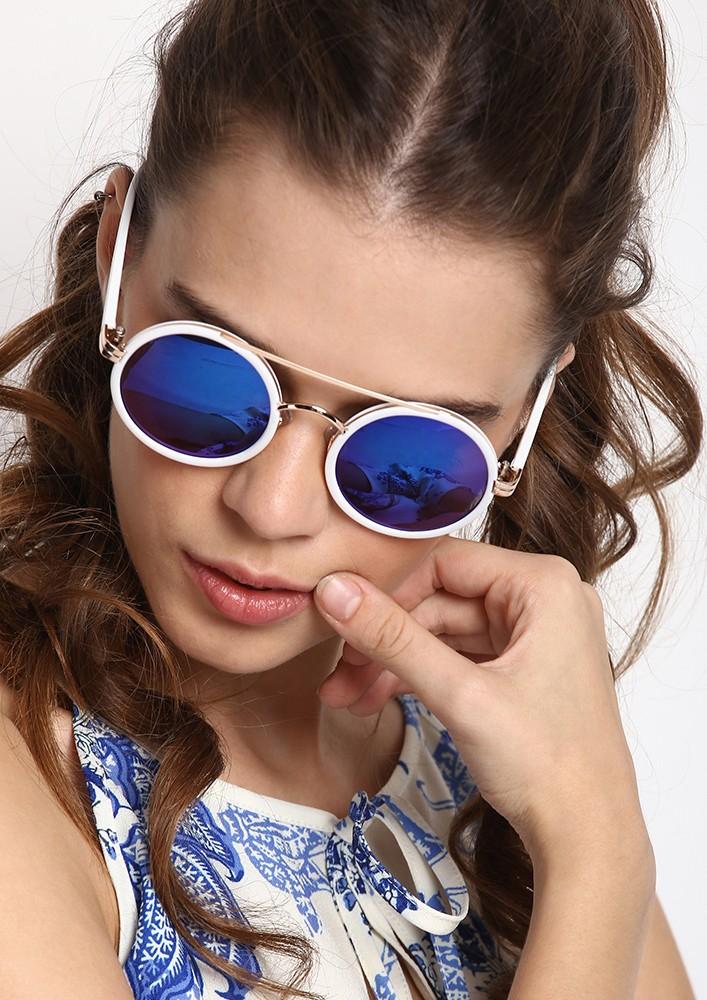 Full Moon Tinted Sunglasses