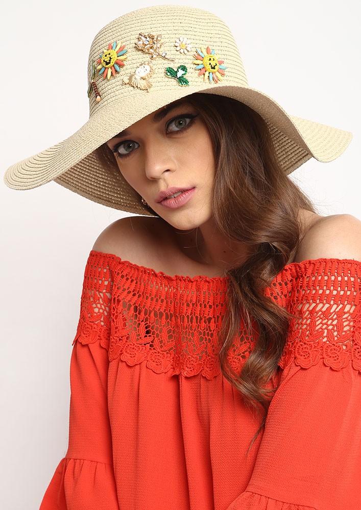 A Fresh Take Straw Hat