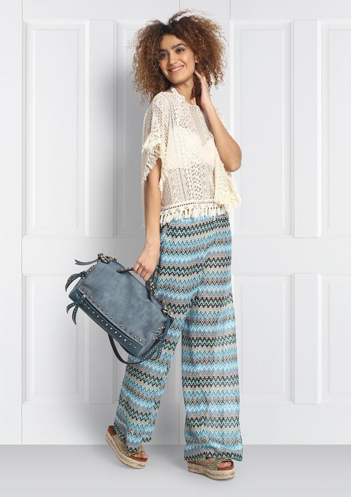 Chevron Beach Trousers